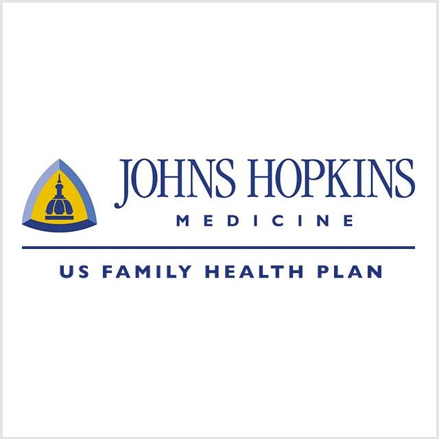 Representatives of USFHP   Johns Hopkins US Family Health Plan