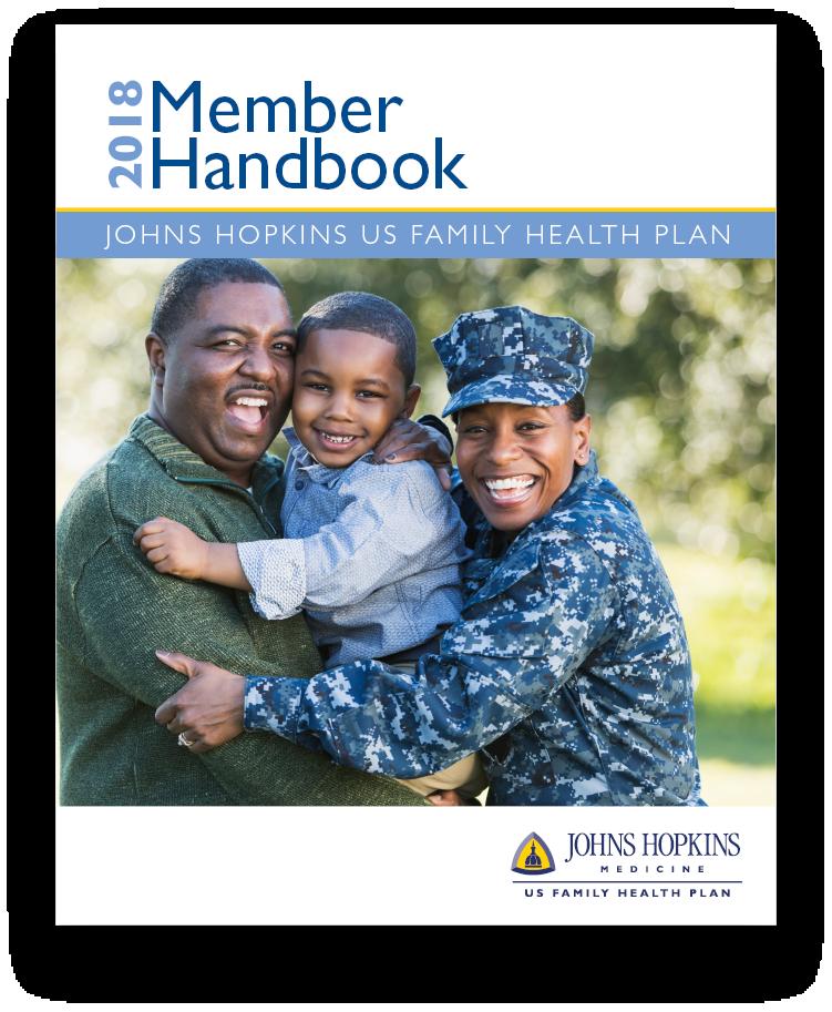 member-handbook | Johns Hopkins US Family Health Plan